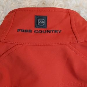 Free Country Jackets & Coats - Free Country Soft shell Colorblock Jacket